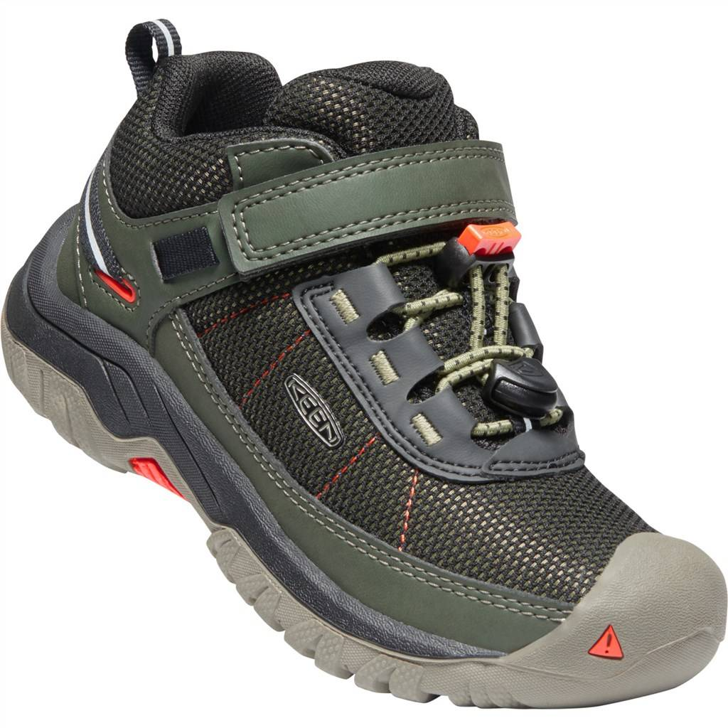 KEEN - C Targhee Sport - olive drab/safety orange