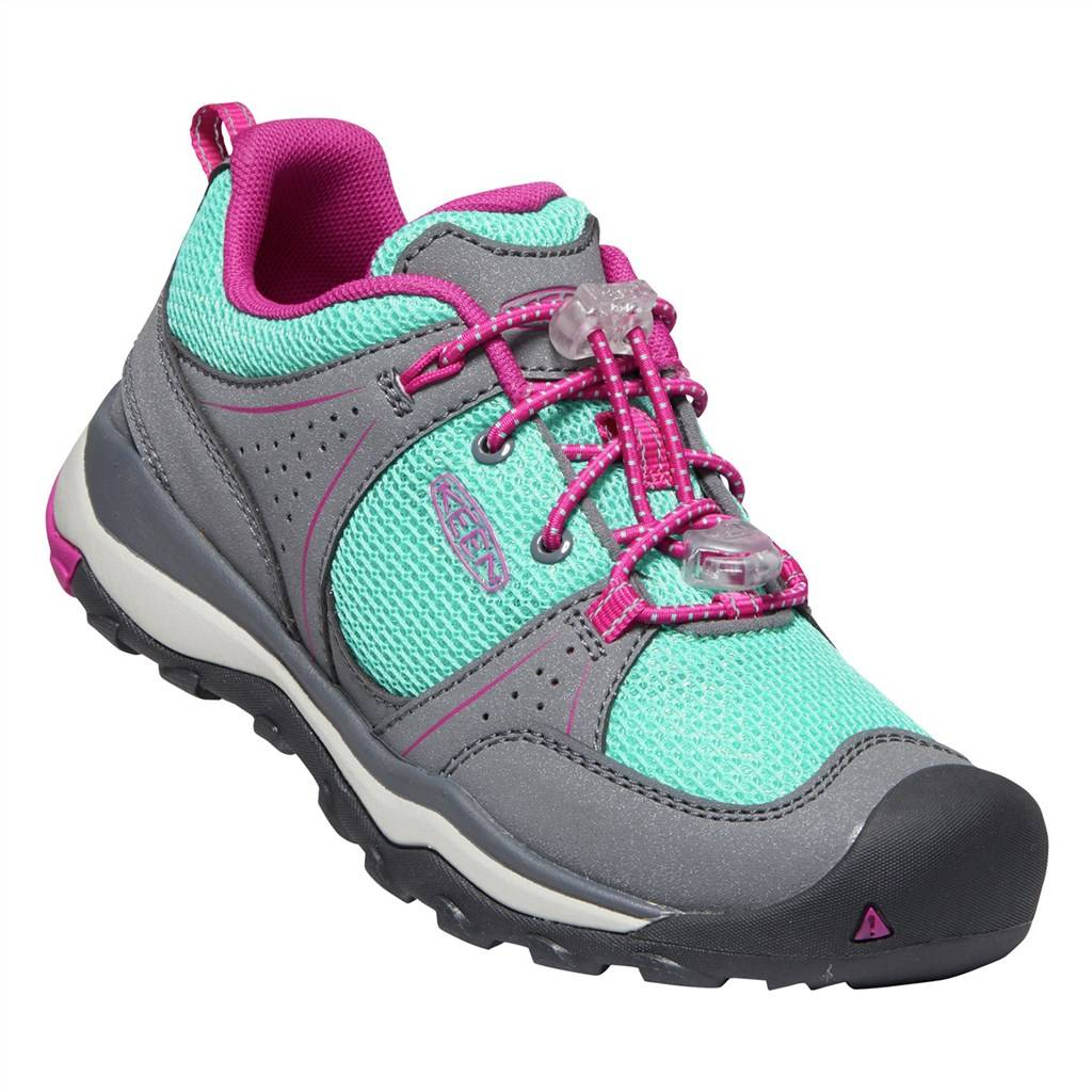 KEEN - Y Terradora II Sport - steel grey/very berry