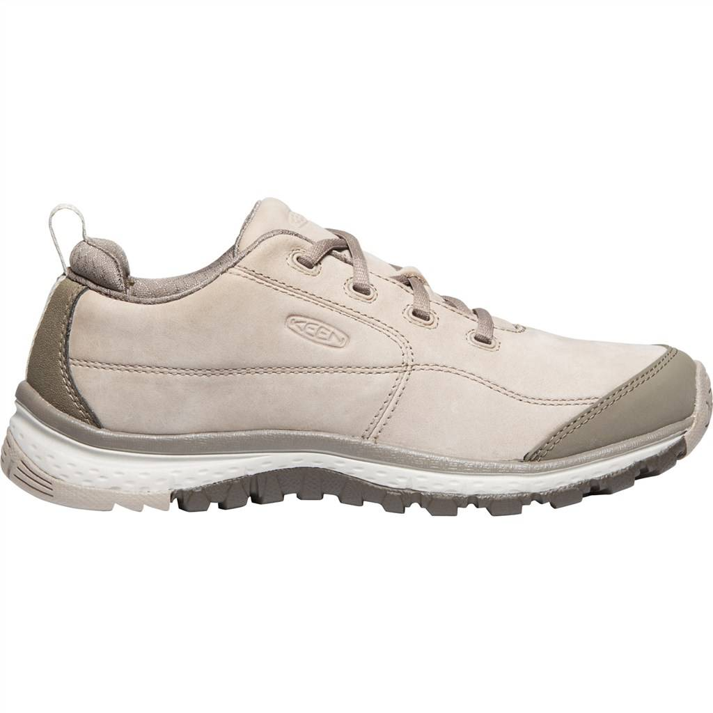 KEEN - W Terradora Sneaker Leather - pure cashmere/brindle
