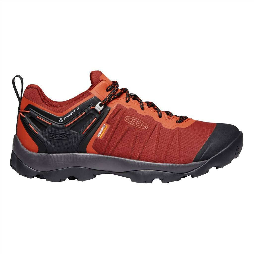 KEEN - M Venture WP - fired brick/burnt ochre