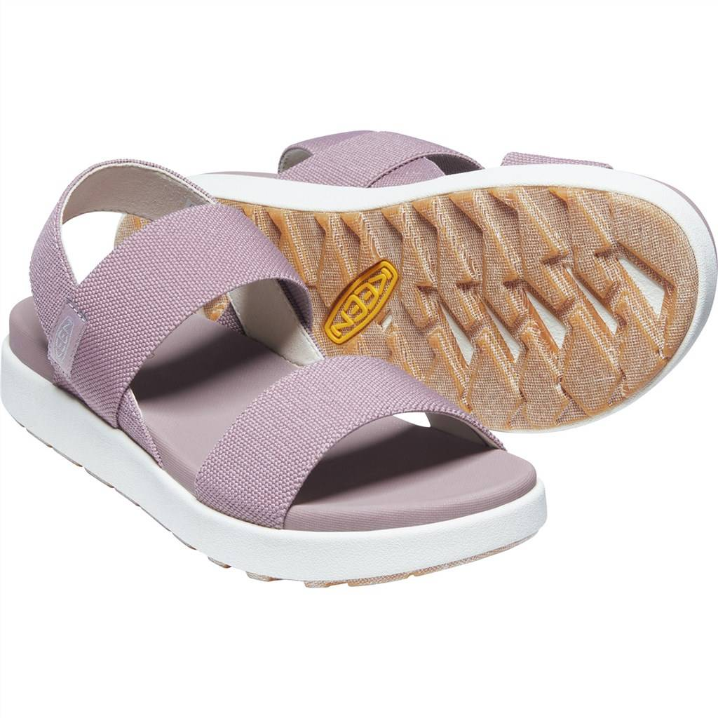 KEEN - W Elle Backstrap - dusty lavender/birch