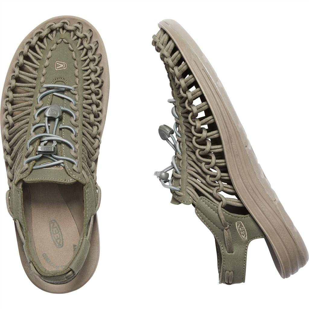 KEEN - M Uneek - dusty olive/brindle