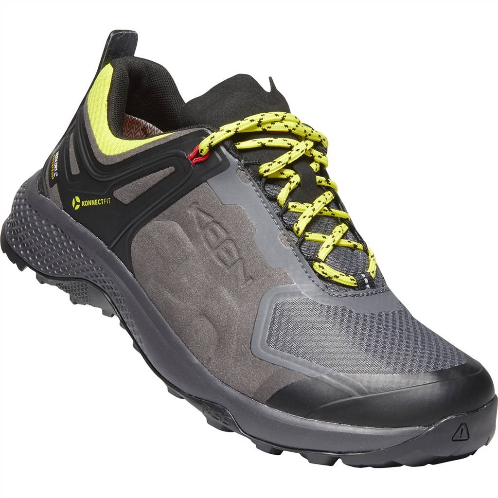 KEEN - M Explore WP - magnet/bright yellow