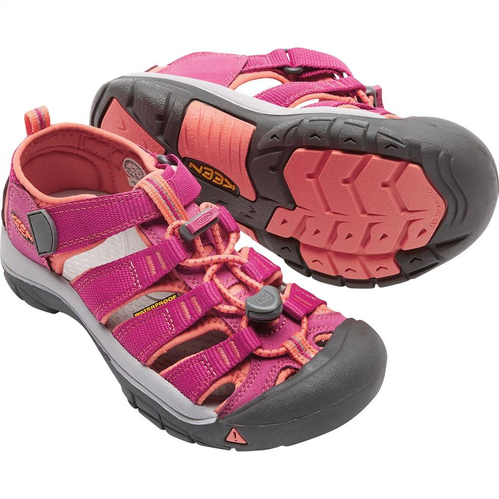 KEEN - Y Newport H2 - very berry/fusion coral