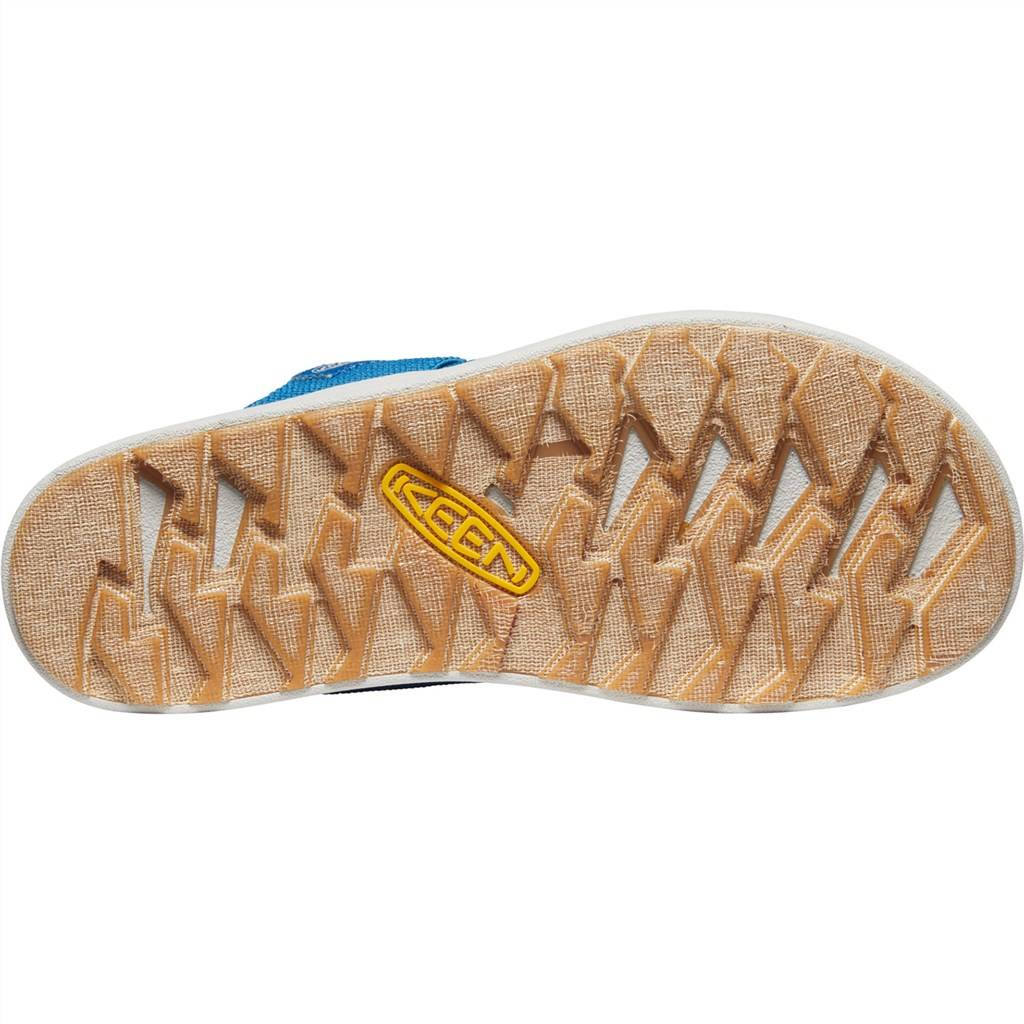 KEEN - W Elle Backstrap - mykonos blue/birch