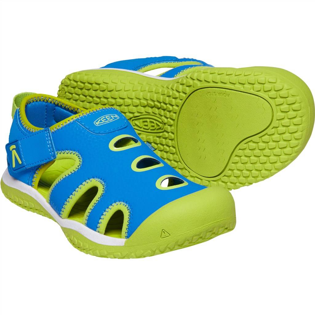 KEEN - Y Stingray - brilliant blue/chartreuse