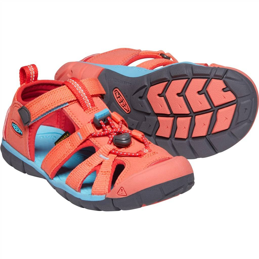 KEEN - C Seacamp II CNX - coral/poppy red