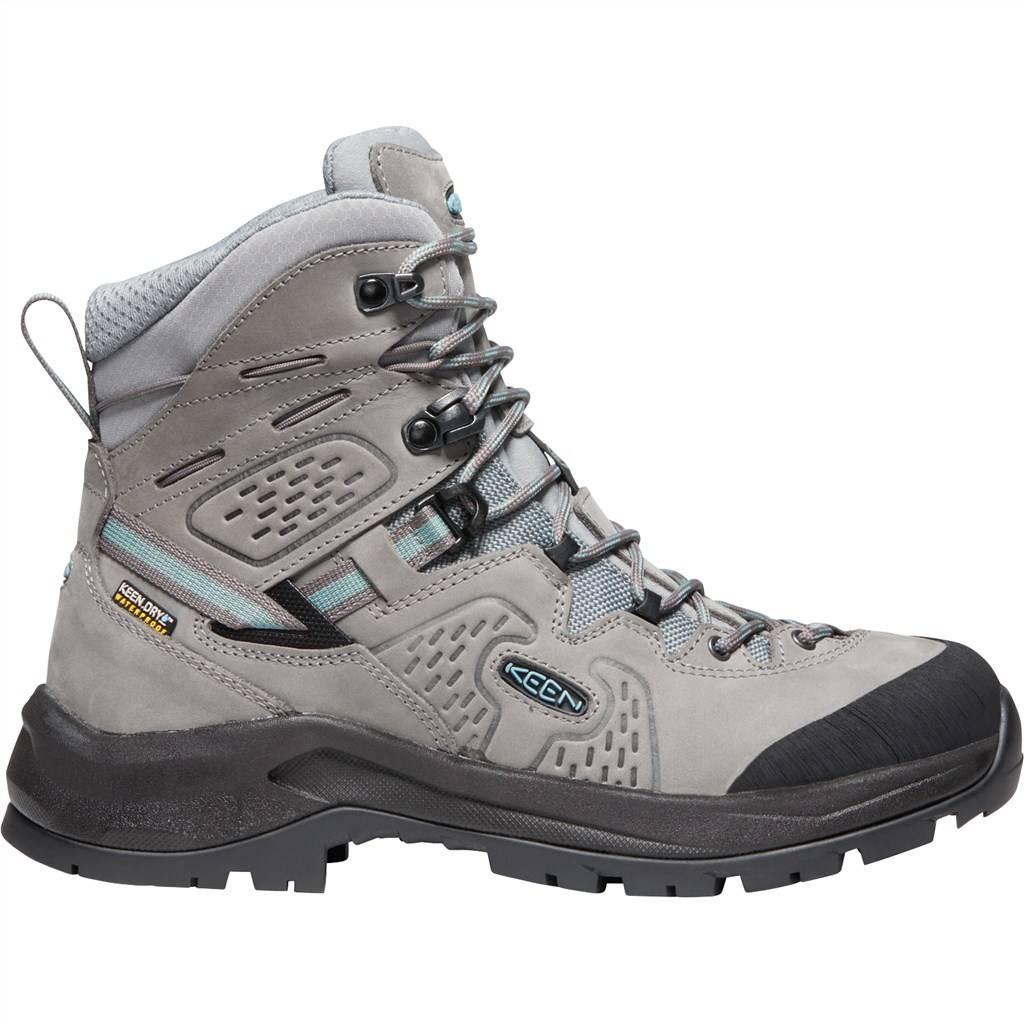 KEEN - W Karraig Mid WP - steel grey/smoke blue