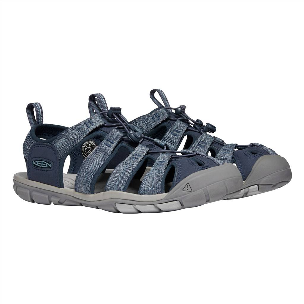 KEEN - M Clearwater CNX - blue/steel grey