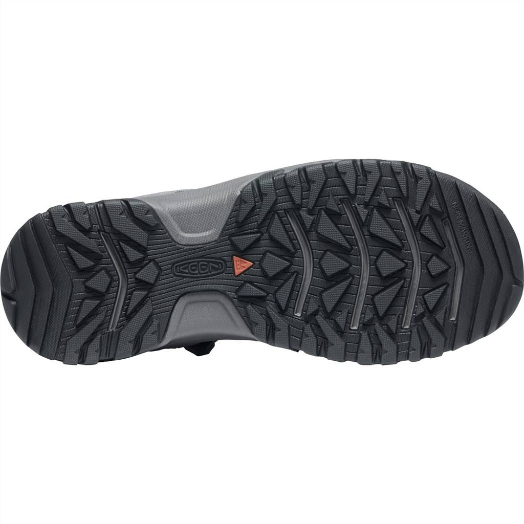 KEEN - M Targhee III Open Toe H2 - steel grey/evening primrose
