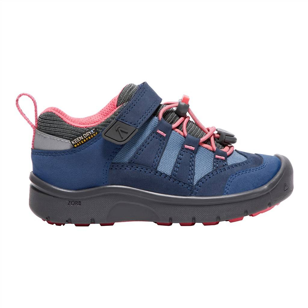 KEEN - C Hikeport WP - dress blues/sugar cora