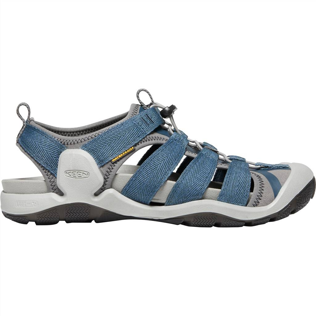 KEEN - M Clearwater II CNX - midnight navy/real teal