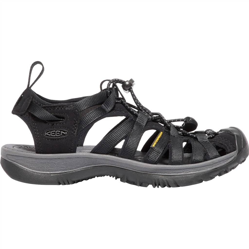 KEEN - W Whisper - black/magnet