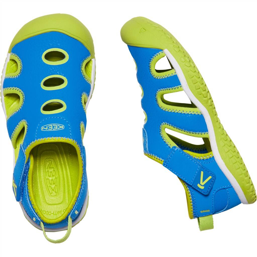 KEEN - C Stingray - brilliant blue/chartreuse
