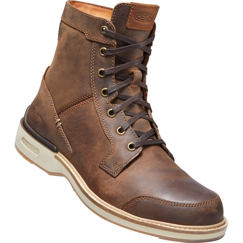 "KEEN - M Eastin 8"" Lace - veg brown"