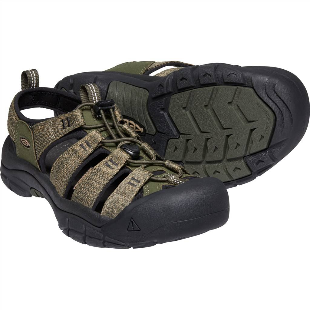 KEEN - M Newport H2 - forest night/black