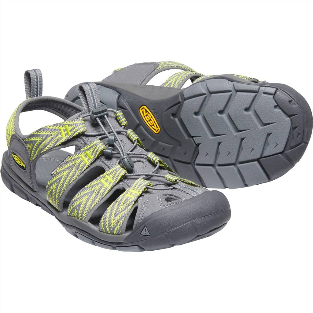 KEEN - M Clearwater CNX - steel grey/evening primrose