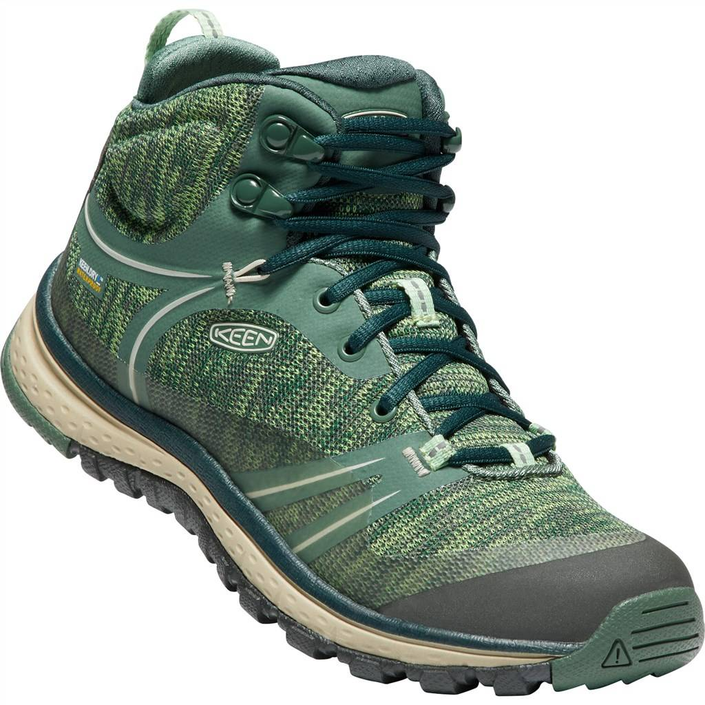 KEEN - W Terradora Mid WP - duck green/quiet green