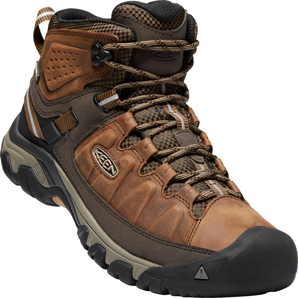 KEEN - M Targhee III Mid WP - big ben/golden brown