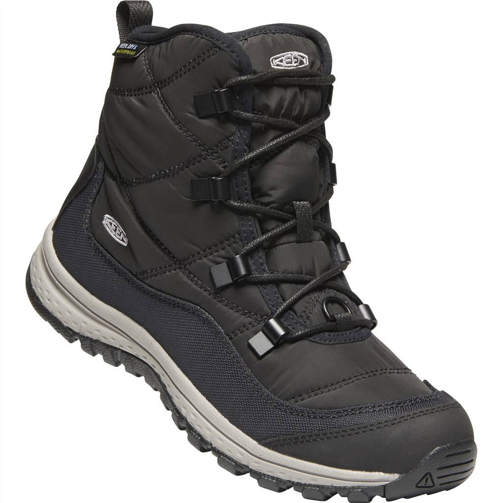 KEEN - W Terradora Ankle WP - black/steel grey