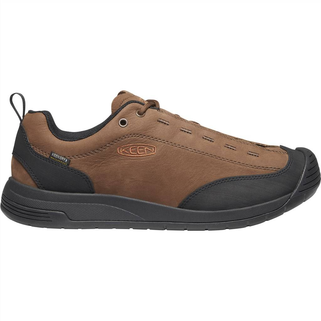 KEEN - M Jasper II WP - dark earth/black