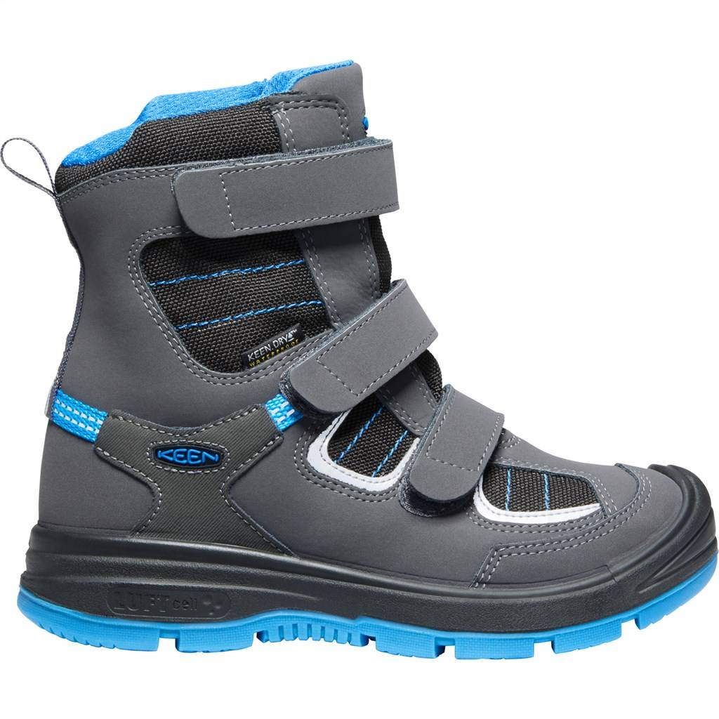 KEEN - C Redwood Winter WP - raven/magnet