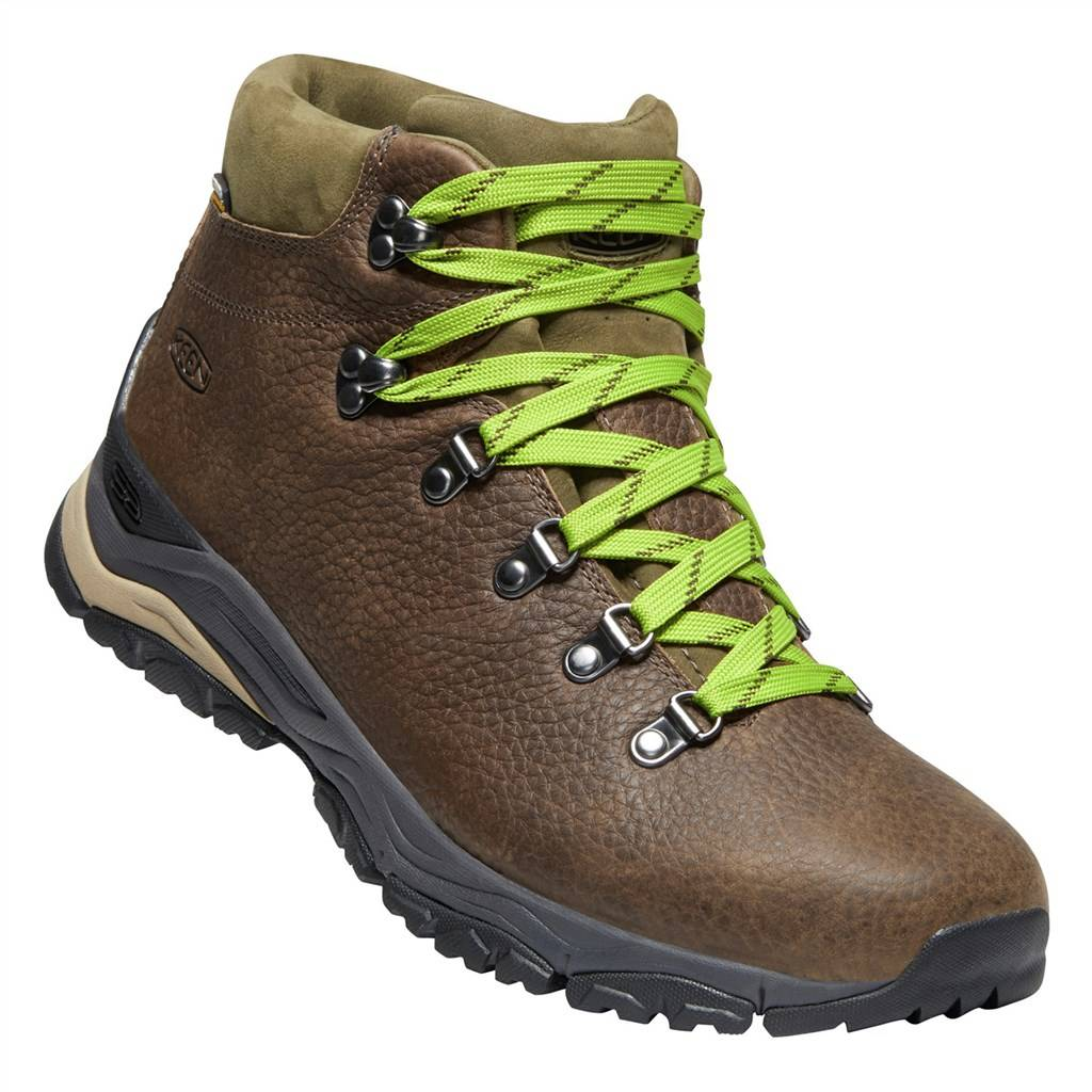 KEEN - M Feldberg Apx WP - in the woods green