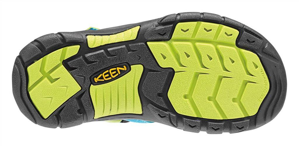 KEEN - C Newport H2 - hawaiian blue/green glow