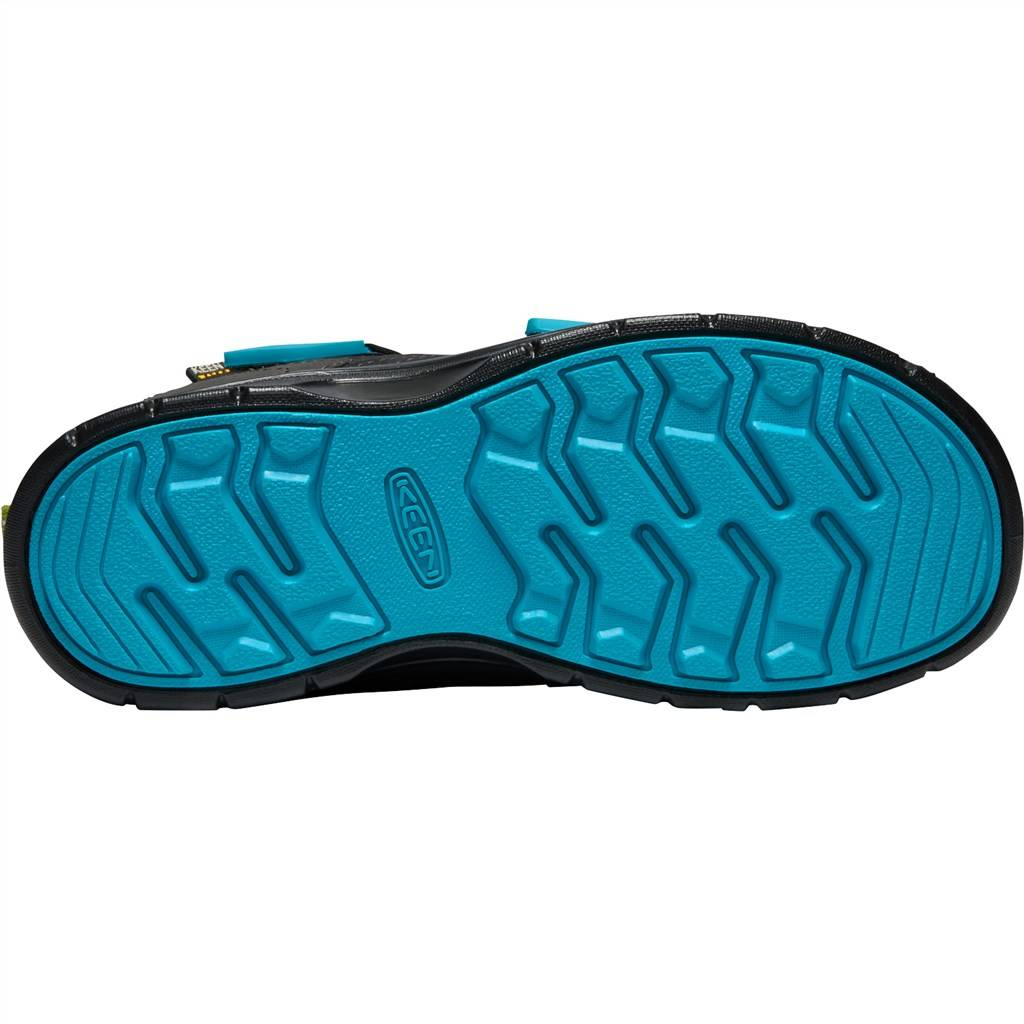 KEEN - Y Hikeport Mid Strap WP - magnet/greenery