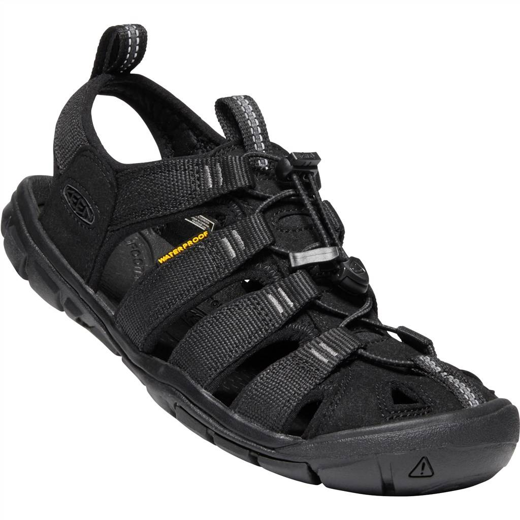 KEEN - W Clearwater CNX - black/black