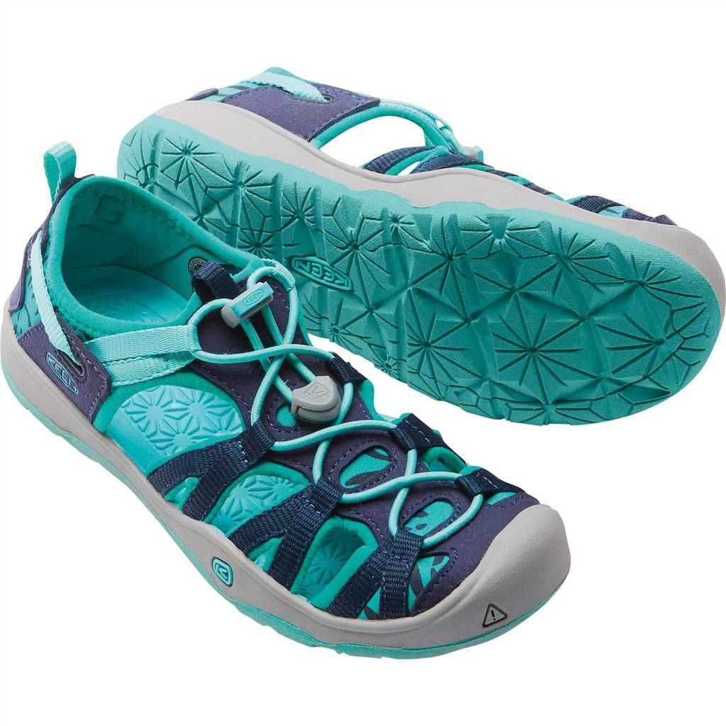 KEEN - Y Moxie Sandal - dress blues/viridian