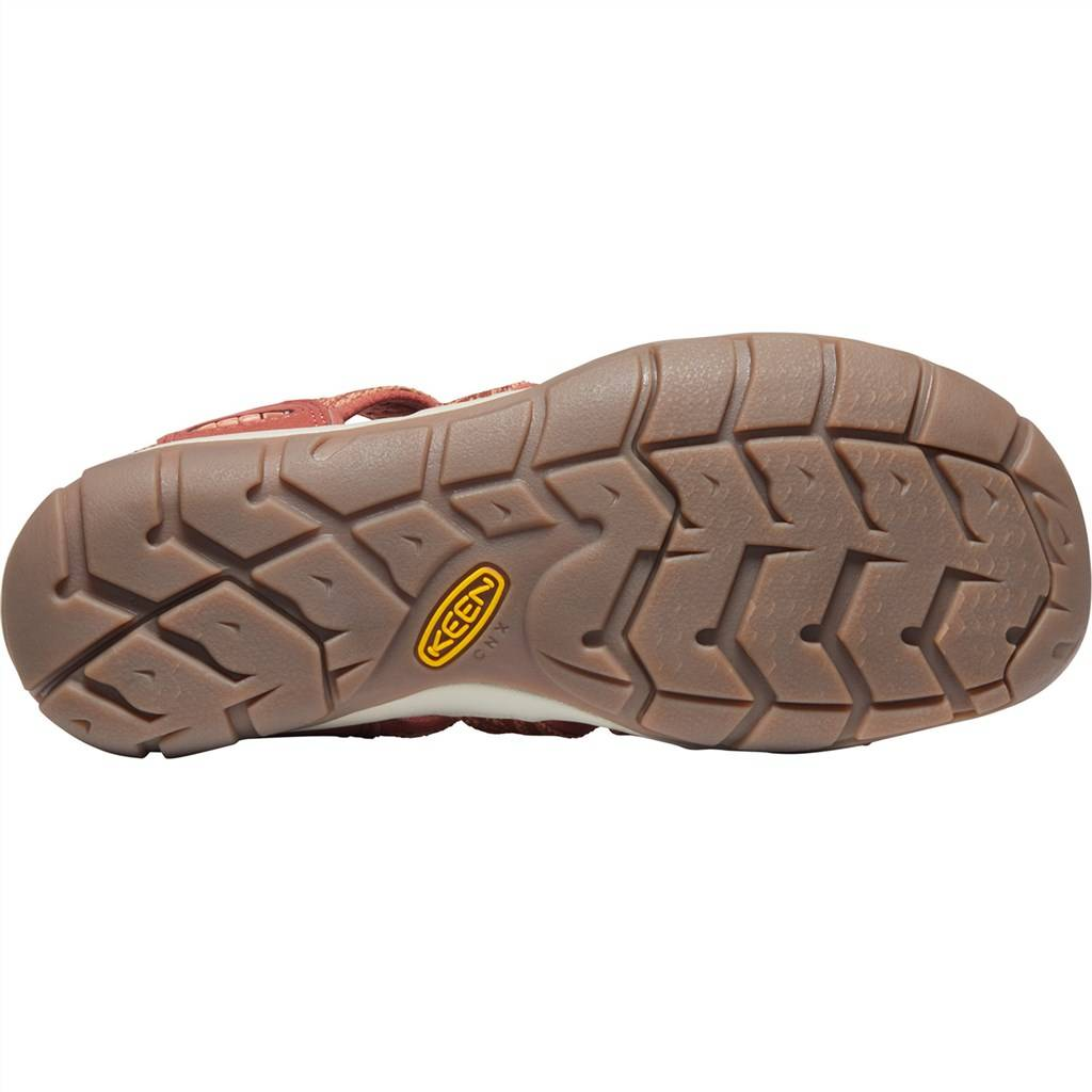 KEEN - W Clearwater CNX - brick dust/pheasant