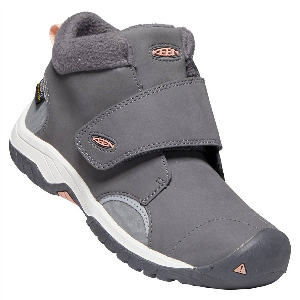 KEEN - C Kootenay III Mid WP - steel grey/dusty pink