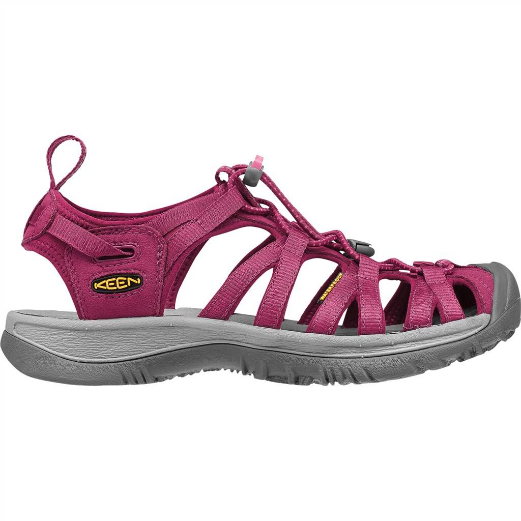 KEEN - W Whisper - beet red/honeysuckle