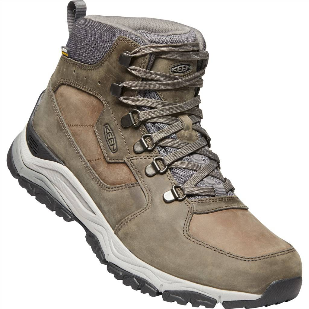 KEEN - M Innate Leather Mid WP - almond