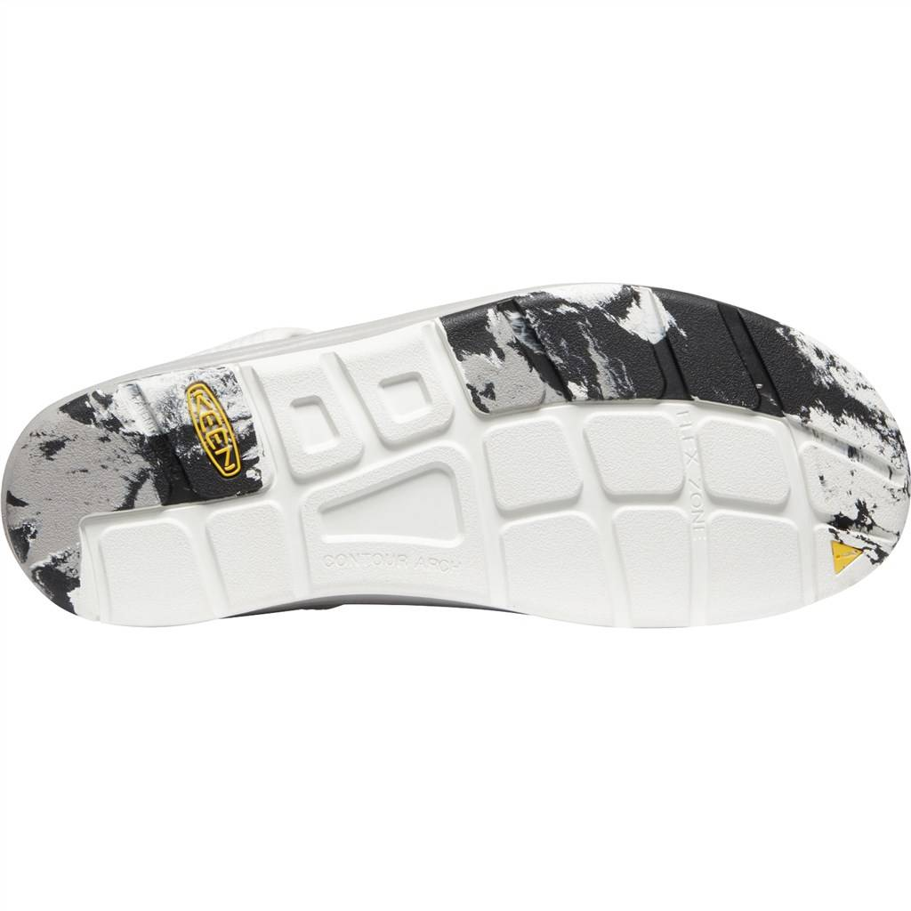 KEEN - M Uneek EVO - star white/raven