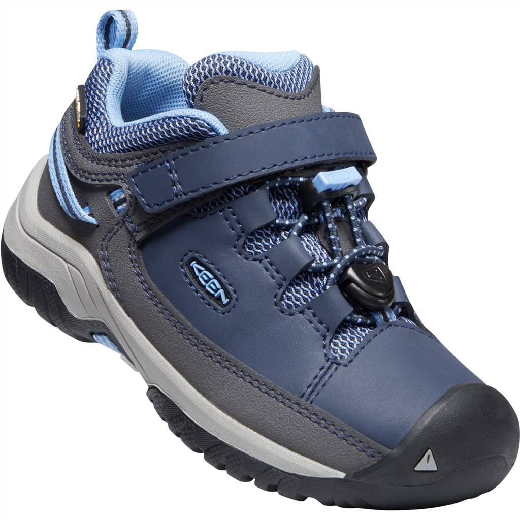 KEEN - C Targhee Low WP - blue nights/della blue