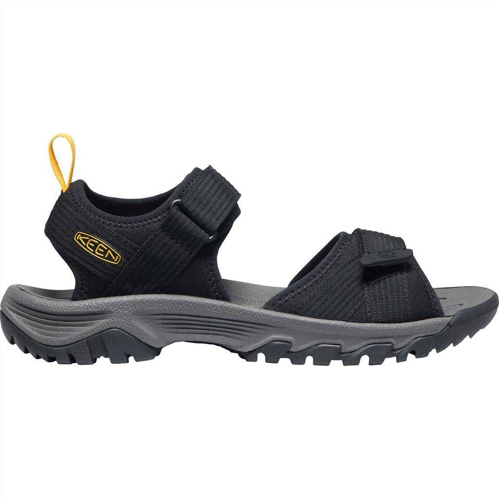 KEEN - M Targhee III Open Toe H2 - black/yellow