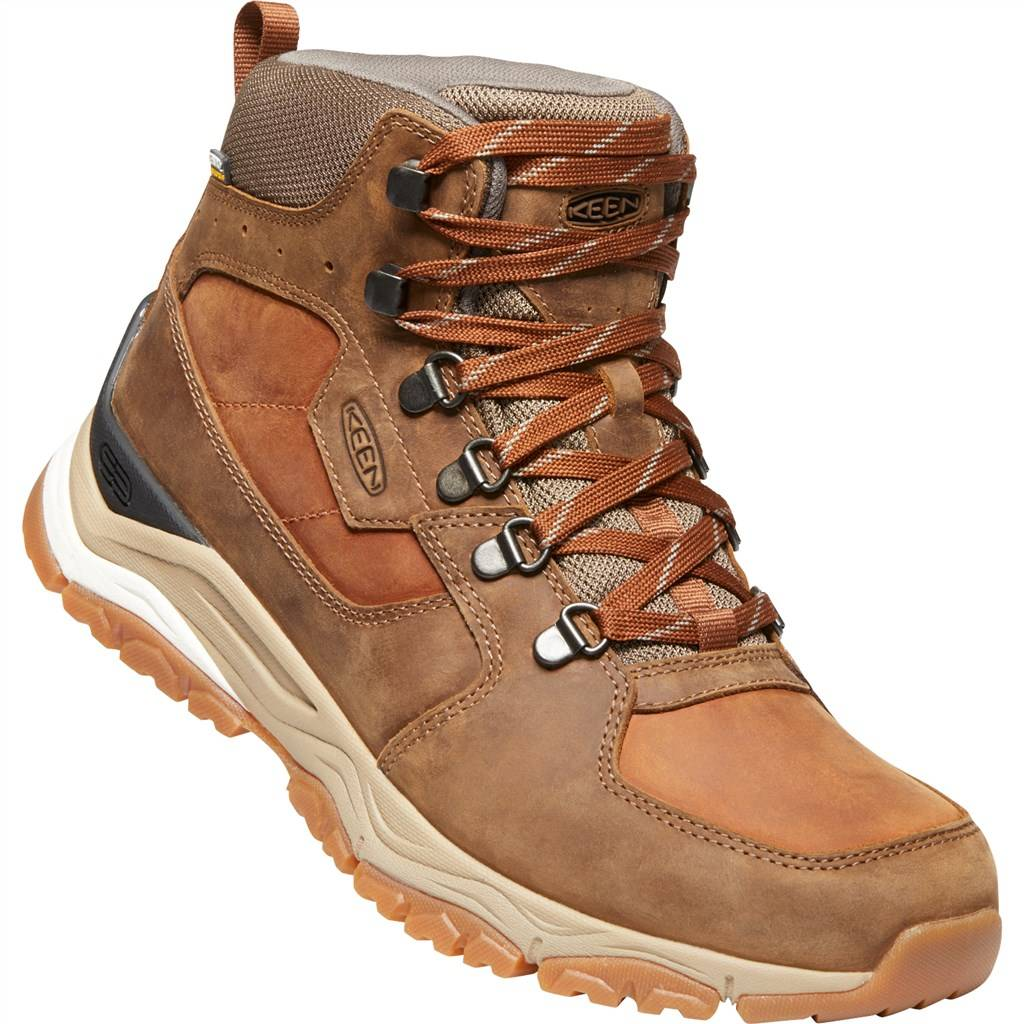 KEEN - M Innate Leather Mid WP - musk