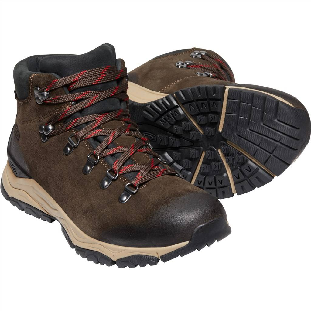 KEEN - M Feldberg Apx WP - ebony/brown