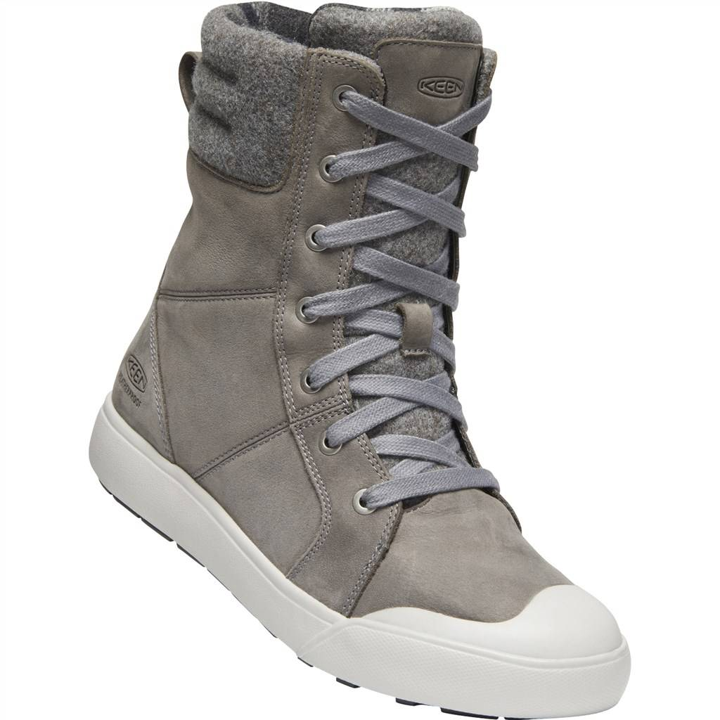 KEEN - W Elena Boot - steel grey/vapor