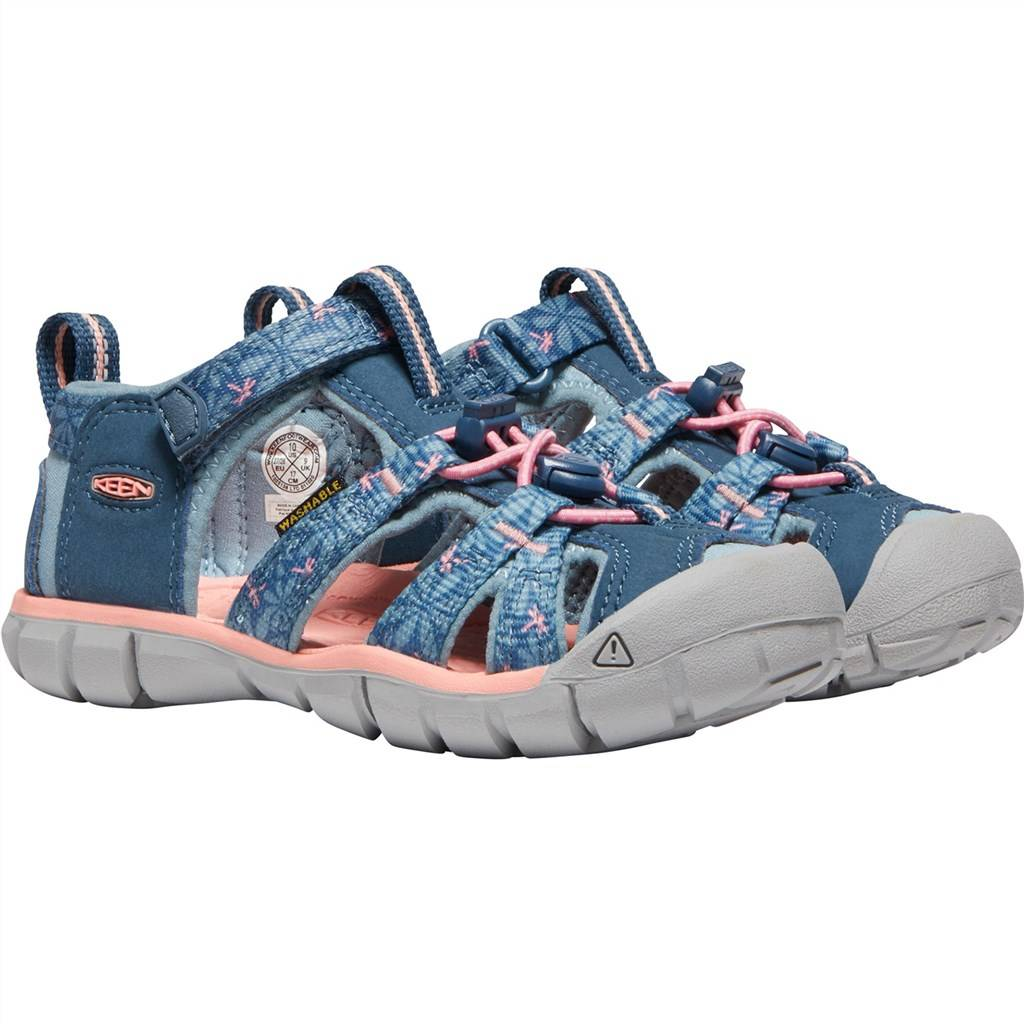 KEEN - C Seacamp II CNX - real teal/stone blue
