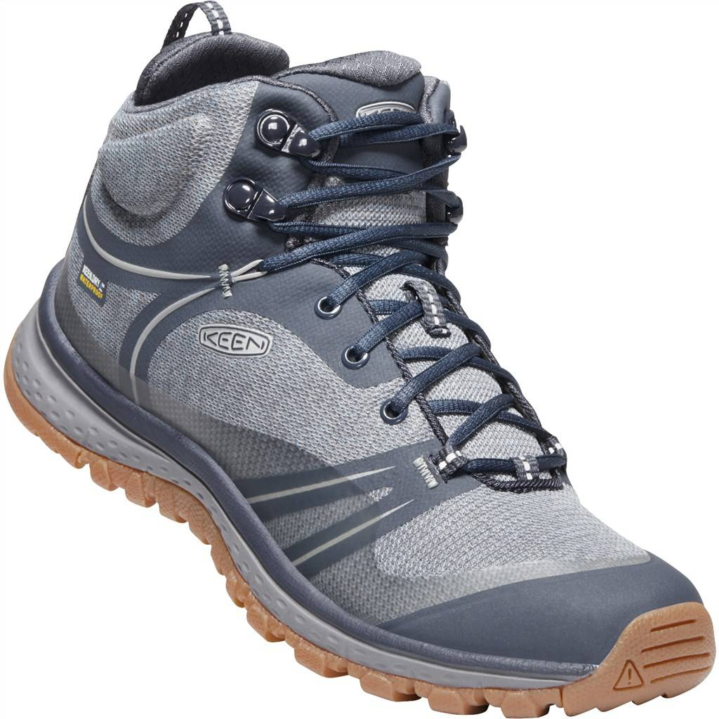 KEEN - W Terradora Mid WP - blue nights/blue mirage